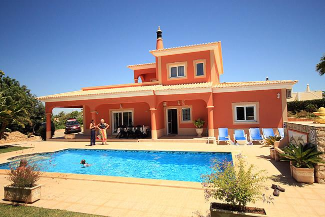 Eunice 4 Bed 3 Bath Villa Private Heated Pool A/C