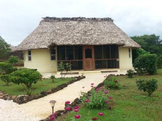 Beachfront Casita at Orchid Bay, Belize, Corozal
