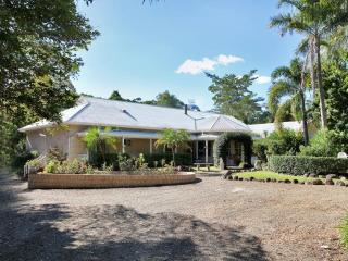 Voted #1 B&B's in Noosa! Tropical Organic Oasis