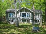DUCK INN | WAYNE MAINE | ON DEXTER POND | KAYAKING, FISHING, SWIMMING, BIRDING | FAMILY VACATION | GIRL'S WEEKEND