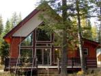Northview Cabin- Mountain Style home in Spring Mtn. Ranch with amenities.