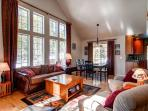 Snowshoe Chalet Luxury 3BR TH on Peak 7 WIFI Hot Tub Breckenridge Lodging