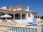 Villa For Rent in Javea - Casa Asoleada