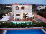 Holiday Villa in Crete in a Village - Villa Artemis