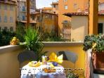 Ponte Vecchio Charm-Great Reviews-Terrace-Casetta