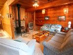 Pet Friendly Cabin in Glacier Springs - Cabin #22