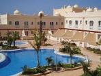 corralejo, fuerteventura, new 2 bed apartment