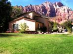 6 BR Villa Downtown Springdale Zion N Park Sleep14