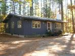 North Conway, LOVELY 3 bedroom home near Echo Lake