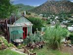 Doublejack Guesthouse in historic Bisbee, AZ