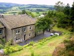 Cherry Tree Cottages Pennine Yorkshire Halifax UK