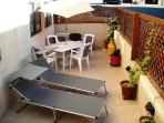 Apartment 5 mins from beach - Big Terrace - sleeps 5 (Ap5)