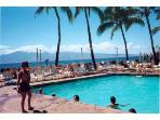 Kaanapali Shores panoramic ocean - view sleeps 4