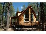 Luxury Cabin in Grand Canyon / Flagstaff area