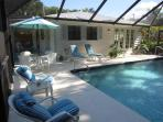 Captiva Mermaid House w/ Pvt Pool - Village Center