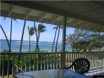 Kapa'a by the Sea Beachfront Home-AC, Sleeps 2to8!