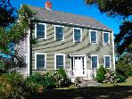Comfortable House with 3 BR & 4 BA in Nantucket (9557)