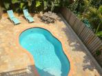 Villa Grenada NEW LUXURY 4BR/4BA POOL HOME 2 BLK TO BCH STUNNING