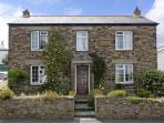 THE BOAT, family friendly, character holiday cottage, with a garden in Tregony, Roseland Peninsula, Ref 999