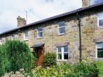 APPLE TREE COTTAGE, character holiday cottage, with a garden in Fenwick Near Holy Island, Ref 930