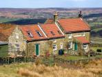 ST. HELENA COTTAGE, pet friendly, country holiday cottage, with a garden in Castleton, Ref 1712