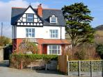 BRODAWEL HOUSE, pet friendly, luxury holiday cottage, with a garden in Aberdovey, Ref 2839