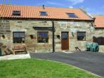 WHALEBONE COTTAGE, pet friendly, character holiday cottage, with a garden in Whitby, Ref 1465