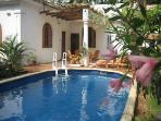 CASA MAYA,two bedroom villa in Candolim, Goa