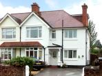 WESTWOOD, pet-friendly, WiFi, country holiday cottage, with a garden in Minehead, Ref 2208