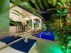 2 Bedroom Private Luxury Villa at Seminyak Beach