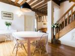 Two self catering apartments in the heart of Dijon