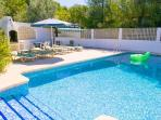 Villa Luis, Jávea, 5 bed, 2 bath, pool