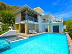 Hawks Nest Whole House, Cottage and Poolside Suite inc - Bequia
