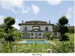 Villa Romana w/16 m pool, luxury 25km from Rome