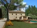 Santo Estate - Villa preciosa Large  italian villa to rent  near Siena - Tuscany