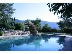 Charming mansion in Luberon Provence with pool