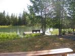 Cabin on Deschutes River mins from Sunriver resort