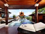 Patong Beach Sea View Villa with 5 to 9 bedrooms