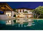 Luxurious 4 Bedroom Villa 2 Story Villa Seminyak.