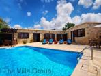 Idyllic 4 Bedroom/1 Bathroom House in Paphos (Villa 467)
