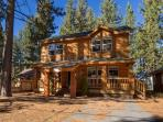 Wonderful House with 4 BR & 2 BA in South Lake Tahoe (Gorgeous House in South Lake Tahoe – CYH1057)