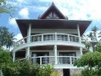 viila on koh samui thailand fantastic location