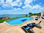 Mirabelle - Outstanding villa with pool, majestic views & short walk to beach