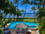 Alfresco Dining, Glorious Ocean Views, Enjoy Swimming and Surfing at Maui Magic