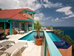 Seabright Villa - Caribbean escape features pool, Island decor & dreamy views