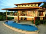 Casa Ventana-Secluded 2br Oceanfront & Pool