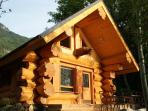 Porteau Cove Olympic Legacy Cabin (Oceanside View)