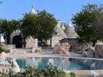 Stunning Romantic Trullo with Large Private Pool