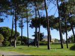 Villa bordering Quinta do Lago golf course fairway: PV4-02