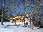 Chalet Soleil chalet in French Alps, holiday rental in Alps, Serre-Chevalier Chalet to let, French Alps, Chalets to let in Alps